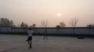 Kungfu-taicgi-china-training-morning